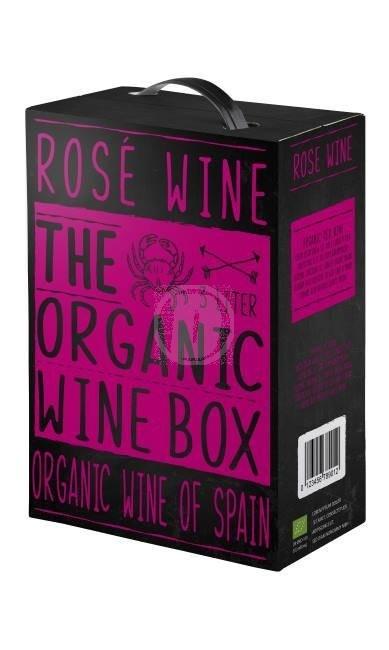 The Organic Wine Box Rosé