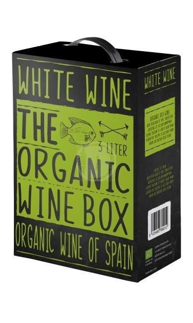 The Organic Wine Box White