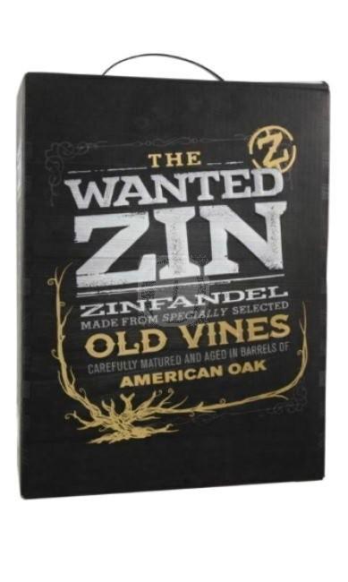 The wanted zin zinfandel