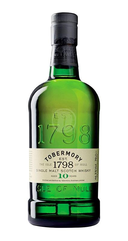 Tobermory 10 år + Presentbox