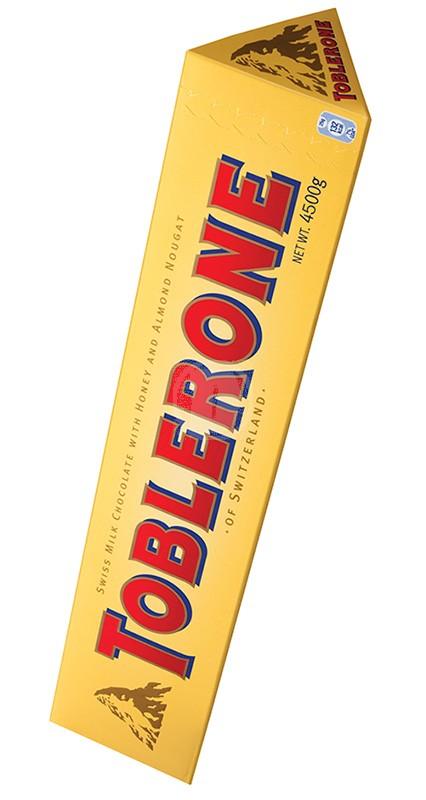 Toblerone 4.5 kg