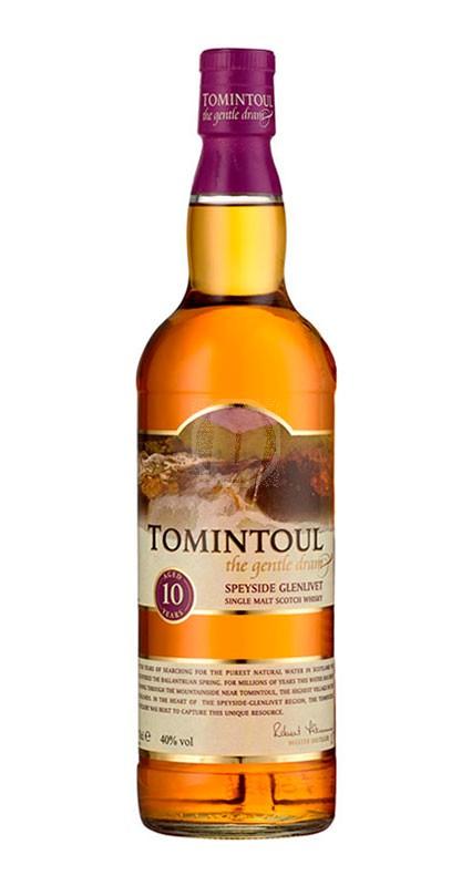 Tomintoul Speyside 10 år Malt