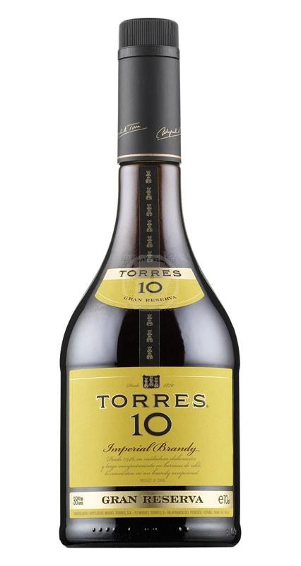 Torres 10 Imperial Gand Reserva