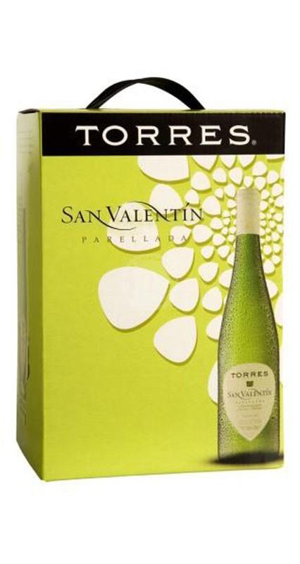 Torres San Valentin Parellada