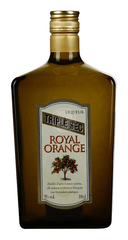 Triple Sec Royal Orange