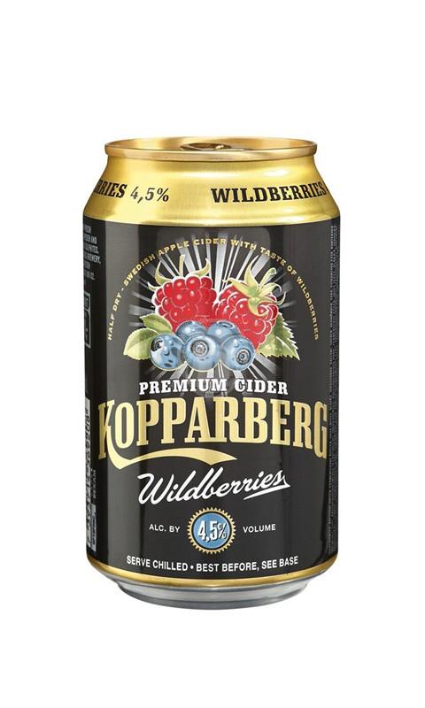Kopparberg Skogsbär