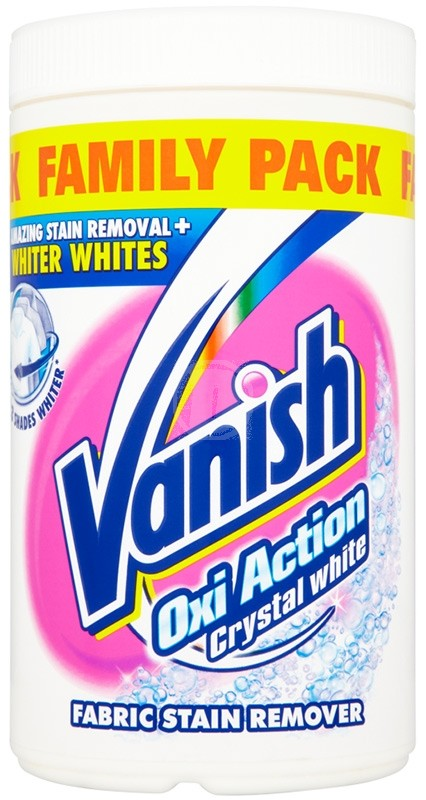 Vanish Oxi Action Crystal White 1,5 kg