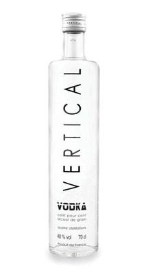 Flaska Vertical Vodka