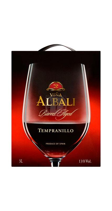 Vina Albali Tempranillo 2010 3 liter