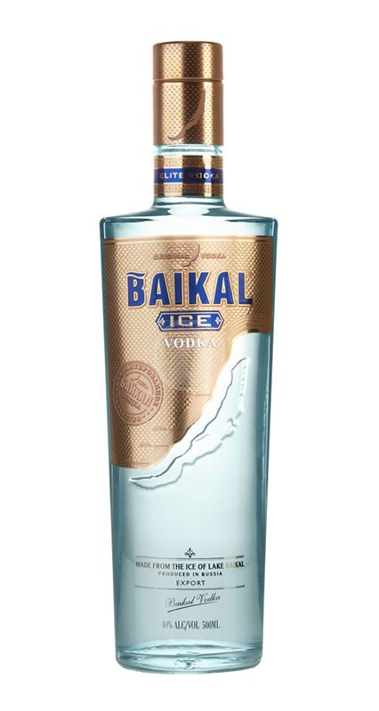 Vodka Baikal Ice
