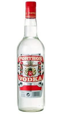 Vodka Porthos 1 liter