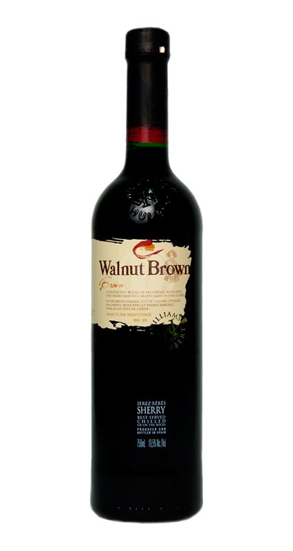 Walnut Brown Sherry