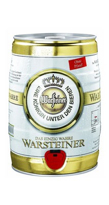 Warsteiner Party Fass