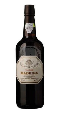 Welsh Brothers Full Rich Madeira