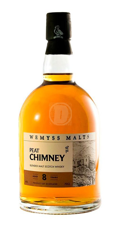 Wemyss'Peat Chimney 8 år