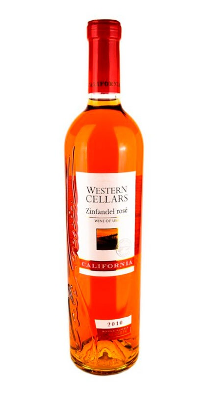 Western Cellers Zinfandel Rose