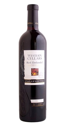 Western Cellars Red Zinfandel 75 Cl