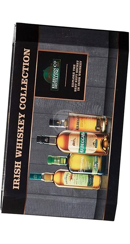 The Kilbeggan Irish Whiskey Collection