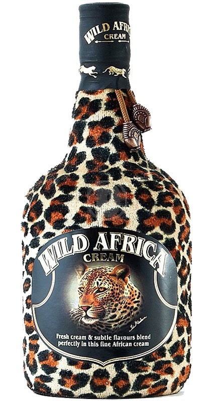 Wild Africa Cream Liqueur