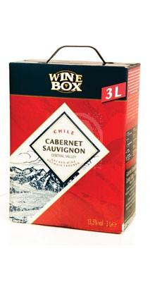 Wine Box Cabernet Sauvignon