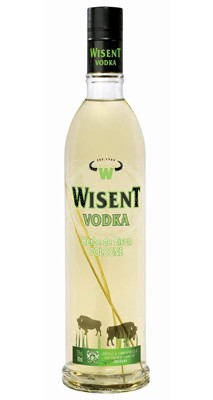 Wisent Bisongräs Vodka