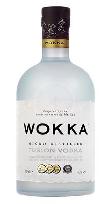 Wokka Saki Fusion Vodka