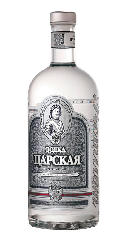 Zarskaja Vodka
