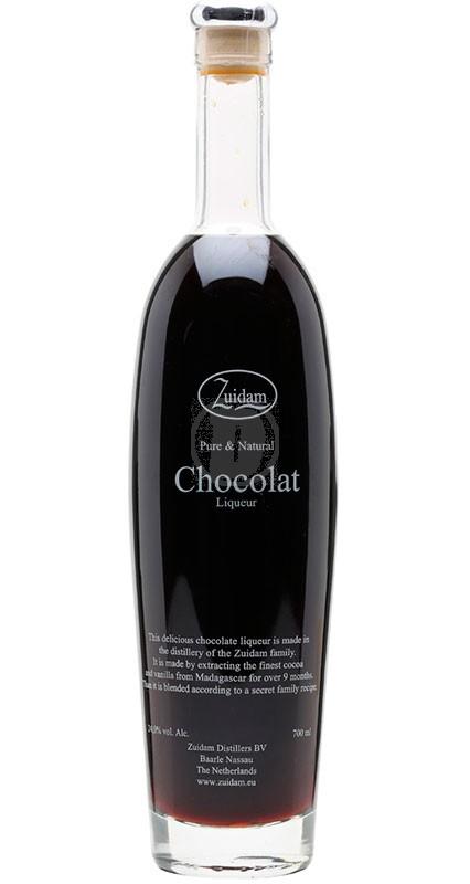 Zuidam Chocolat Liqueur