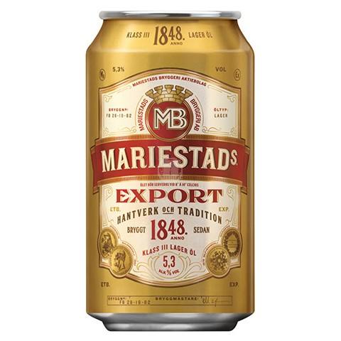 ar mariestads export och norrlands guld.