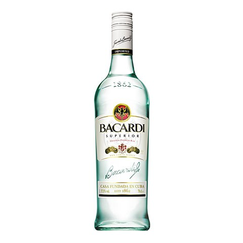 Bacardi Carta Blanca 3 liter