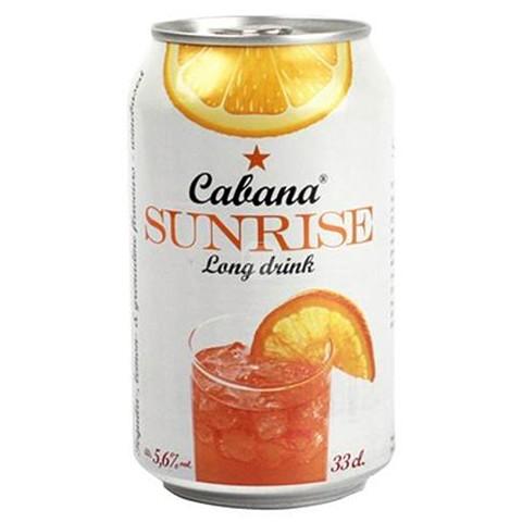 Cabana Sunrise