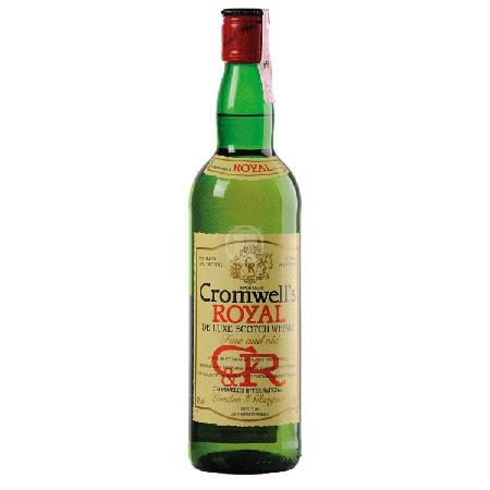 Cromwells Royal Scotch Whisky