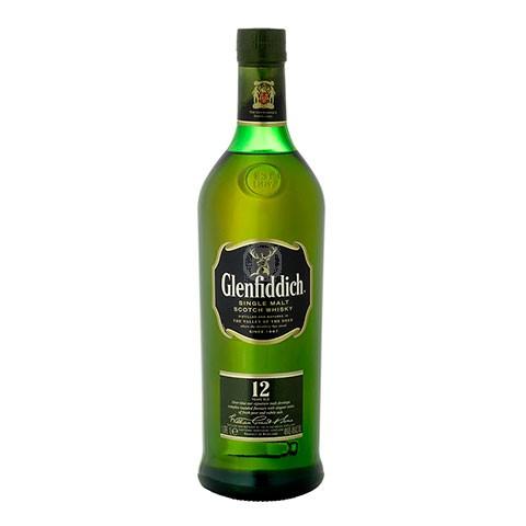 Glenfiddich 12 år 43%