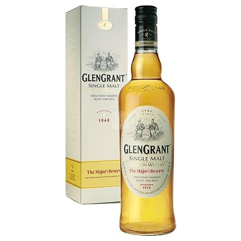 Glen Grant Major Reserve