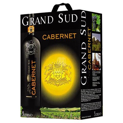 Grand Sud Cabernet 3 liter