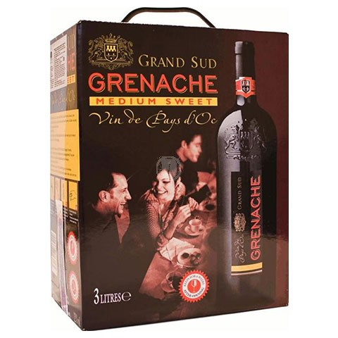 Grand Sud Grenache 3 liter