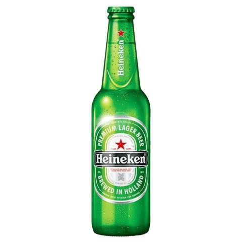 Heineken flaskor