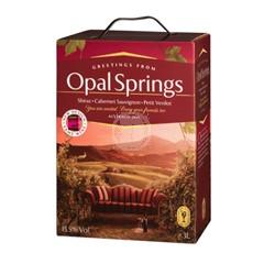 Opal Springs Red 3 liter