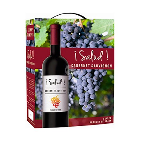 Salud Cabernet Sauvignon 3 liter