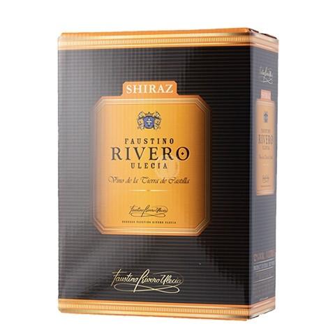 Faustino Rivero Shiraz 3 liter