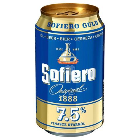 Sofiero Guld 7.5%