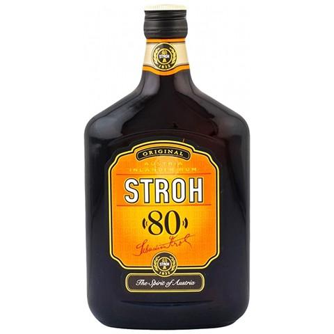 Stroh Rum 80 %