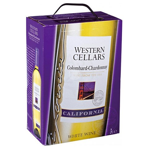 Western Cellars Colombard 3 liter