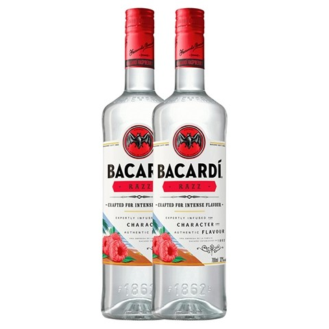 2-Pack Bacardi Razz