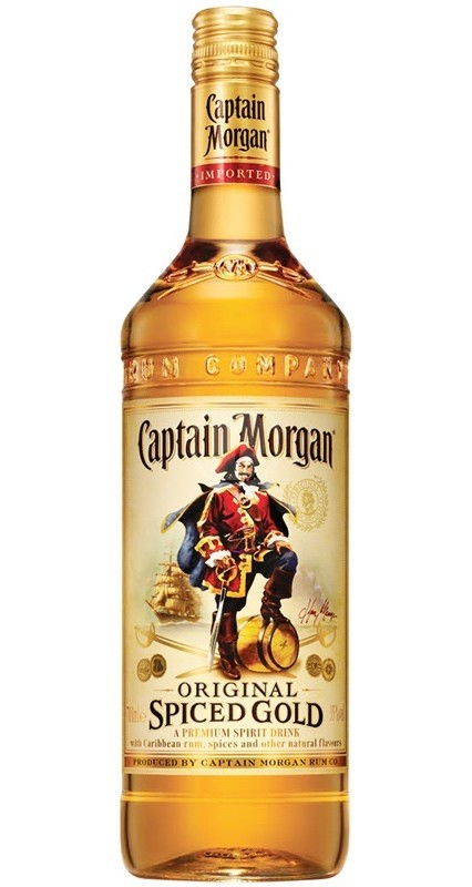 Captain Morgan flaska