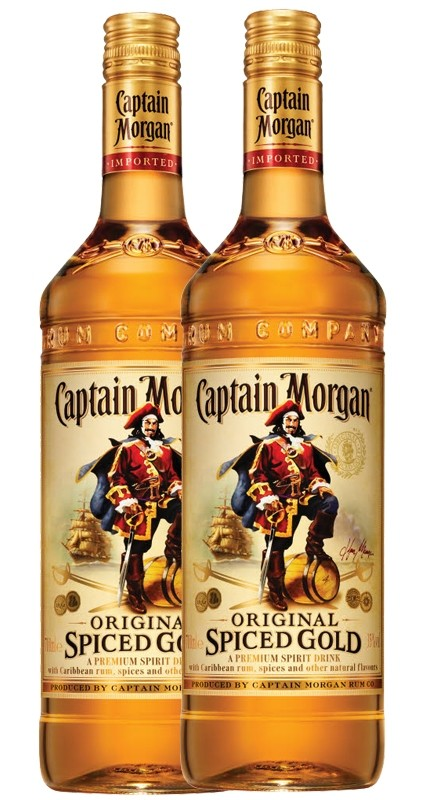 Captain Morgan 2 - Pack