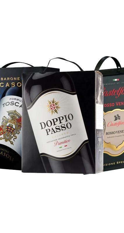 Vinpaket Rött