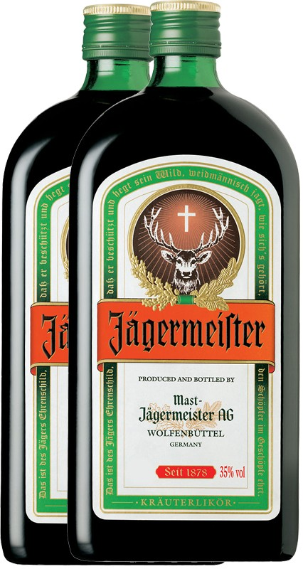 Jägermeister 2 - Pack