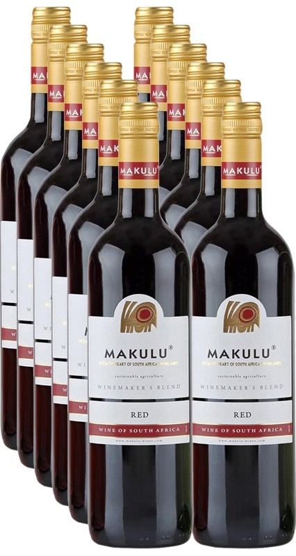 12 st Makulu Cape Red