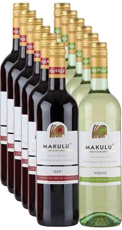 12 st Makulu Mix